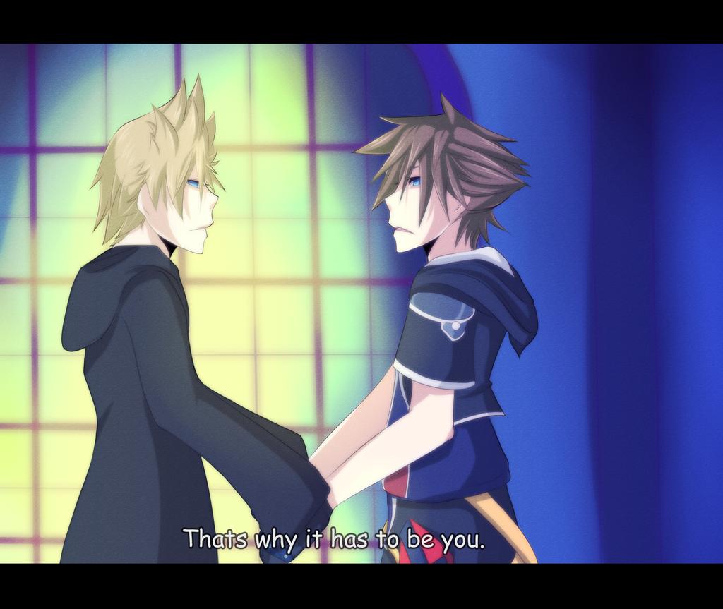 Kingdom Hearts Anime Episode 1 Gallery