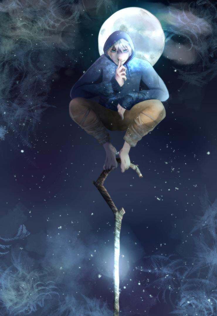 Jack Frost by Monksea