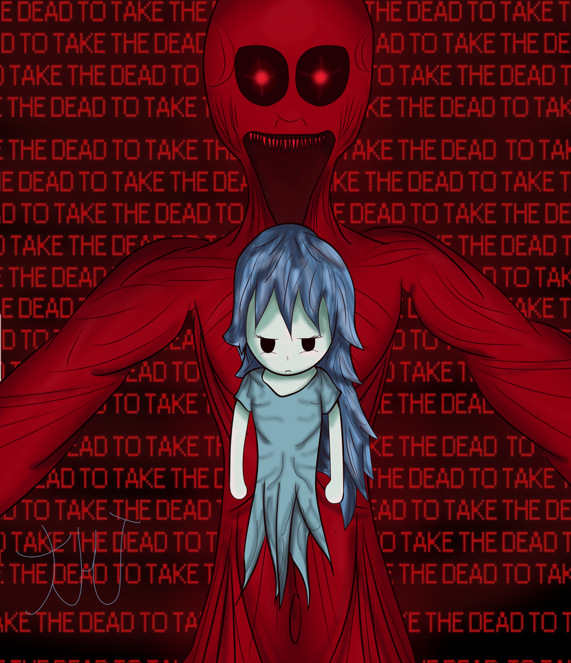 The Death To Take.. (Spooky's House of Jumpscares) by TripleHJedi