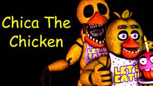 Chica The Chicken (SFM Wallper) by toykrystianek
