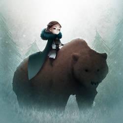 Lyanna Mormont by Rawder-Beoluve