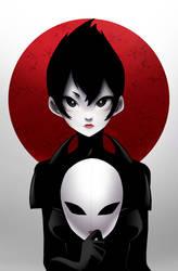 Samurai Jack ASHI by Rawder-Beoluve