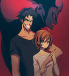 Devilman Akira x Miki