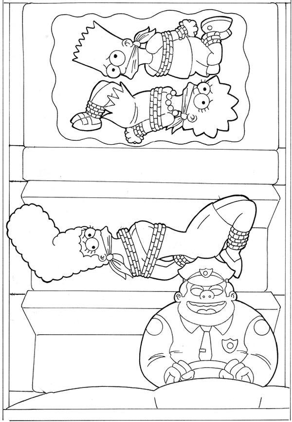 Chief Wiggum's Master Plan by Nes44Nes