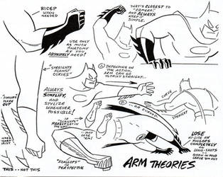 Batman Model Sheet V by Nes44Nes