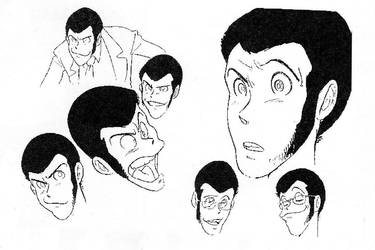 Lupin II by Nes44Nes