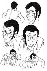 Lupin III by Nes44Nes