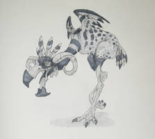 bird by Anniez19