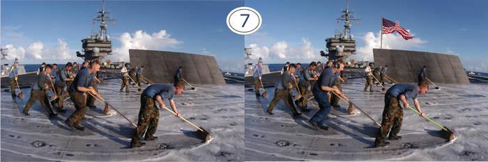 7 Naval Changes by JacobRedBurnham