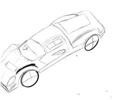 Ferrari p4 by val011