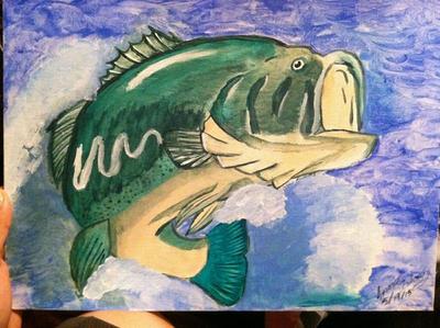 Fish by adnama101