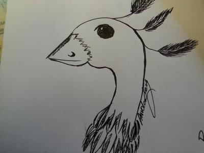 BIRD!!! by adnama101