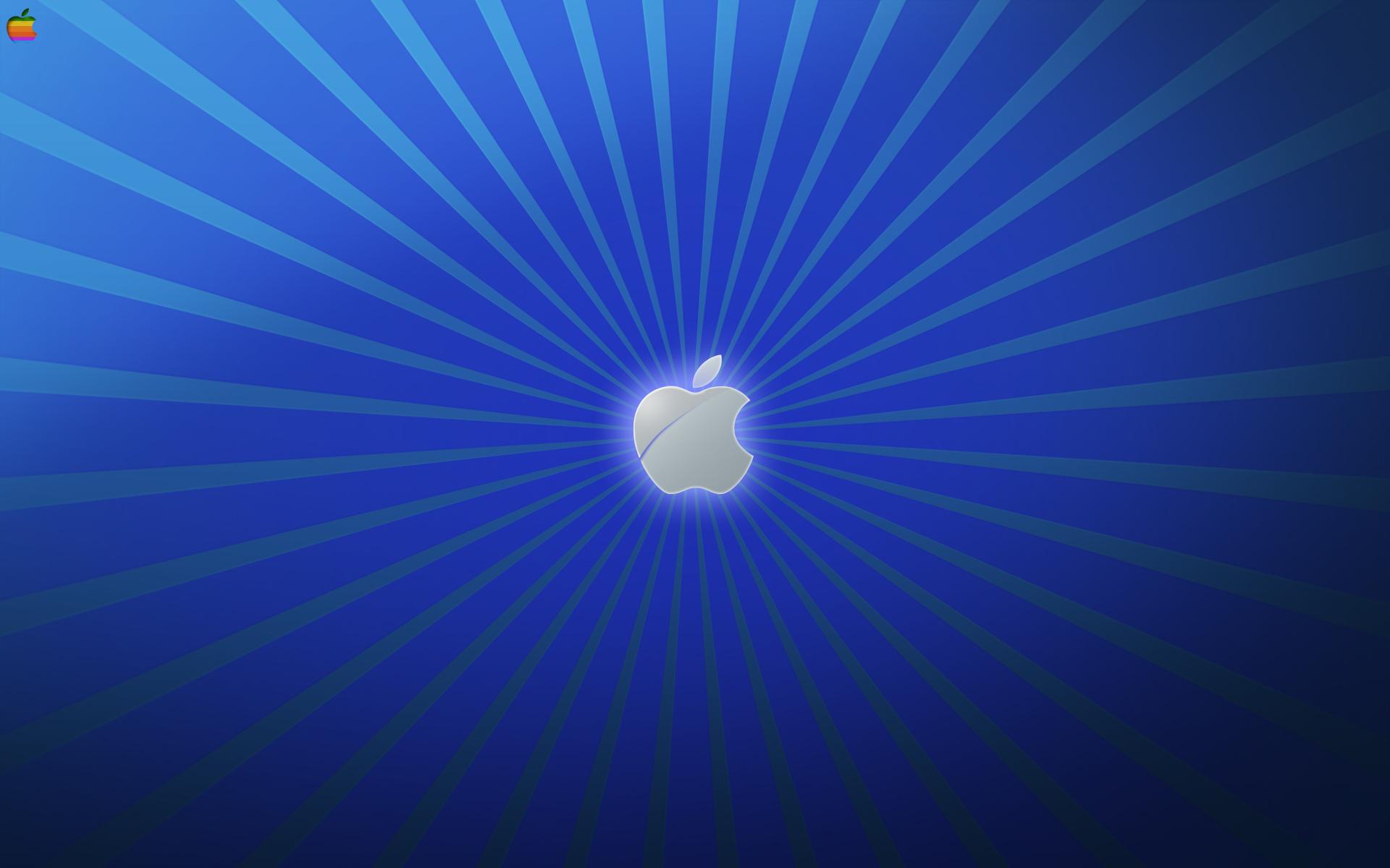 apple wallpaper by NoR3N