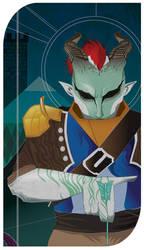 Dragon age inquisition card