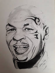 Mike Tyson by drin281165