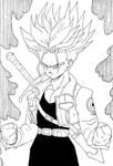Trunks manga concept
