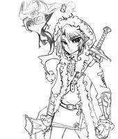 Not a Christmas Elf by Shinrai-92