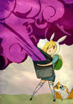 Adventure Time_ Fionna vs ?