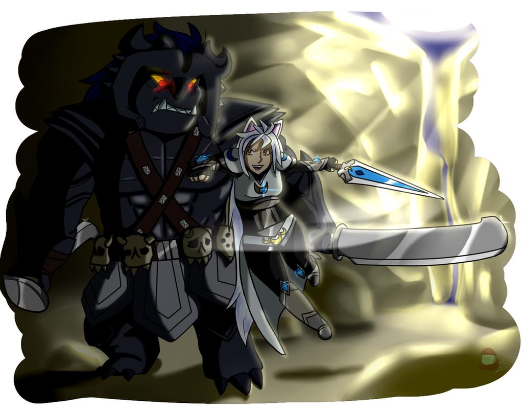 Pubg By Sodano On Deviantart: AT: Fight In The Moonlight By PastellTofu On DeviantArt