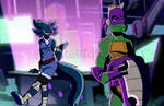RotTMNT-in Donnies Lab