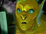 [Edit]TMNT2012:TNG AU-Banising the Demodragonlady by PastellTofu