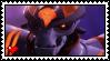 Emperor Nefarious stamp