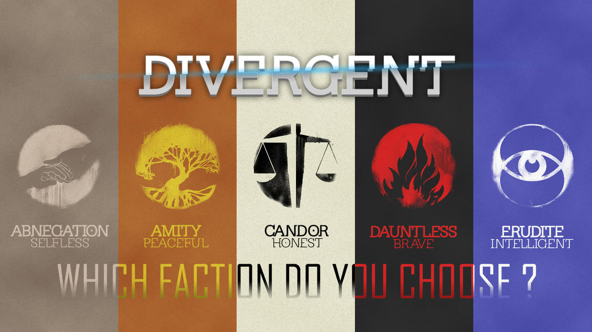 divergent which faction do you choose by shinobi