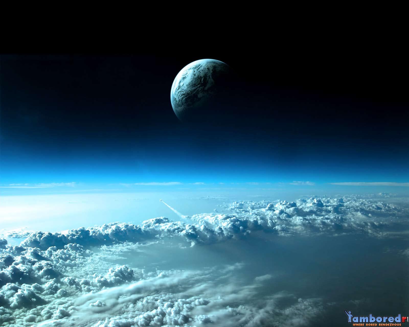 Galaxy Clouds by iamboredr1