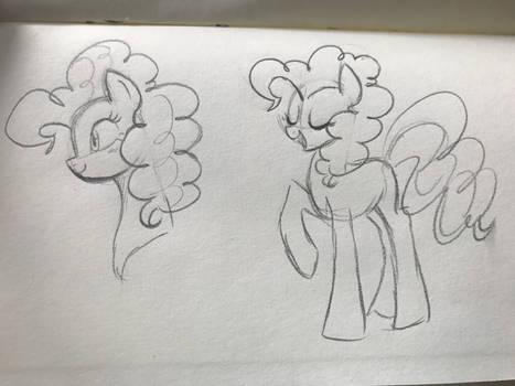 Pinkie Doodles!!