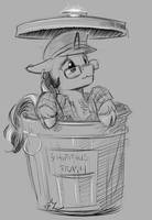 Daily Doodle 454 by Amarynceus