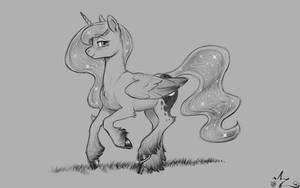 Daily Doodle 551 by Amarynceus