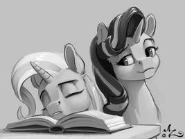 Daily Doodle 742 by Amarynceus