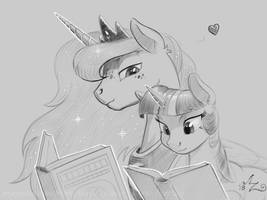 Daily Doodle 789 by Amarynceus