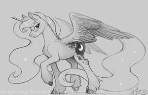 Daily Doodle 903 by Amarynceus