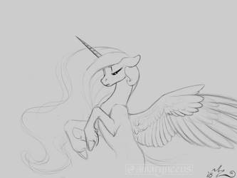 Daily Doodle 983 by Amarynceus
