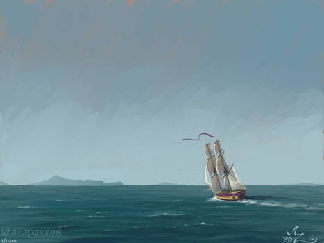 Daily Painting 0001