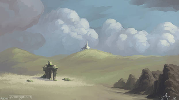 Daily Painting 0009