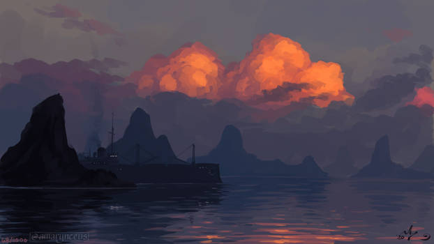 Daily Painting 0068