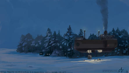 Daily Painting 0153
