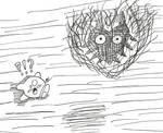 Kirby vs Majora's Mask