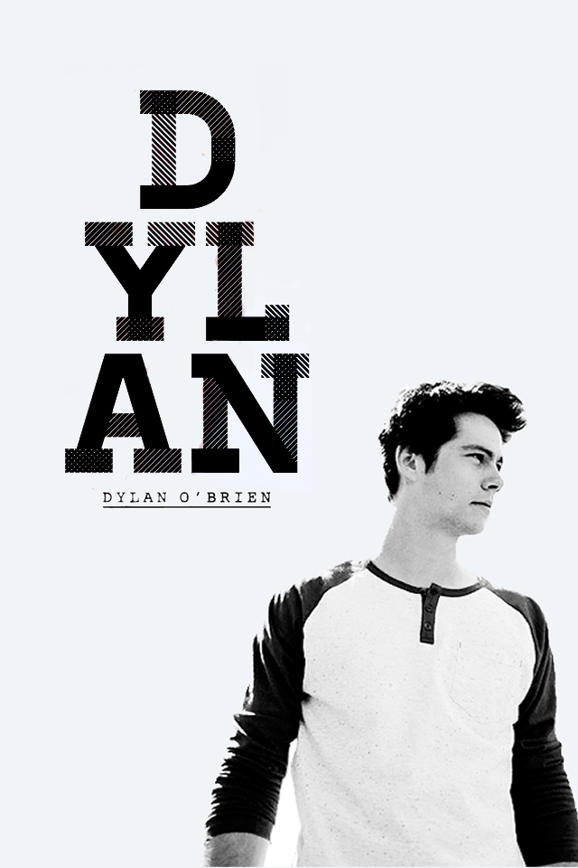 Dylan OBrien Phone Wallpaper By Lydia Martins