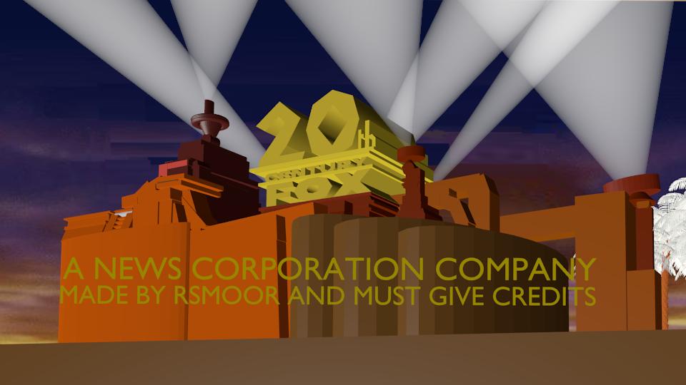 20th century fox 2009 logo last update by rsmoor on deviantart