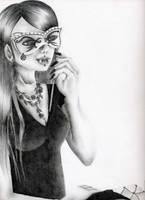 Mascarade by x-Tsila-x