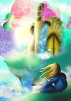 Aodrena's Sanctuary by x-Tsila-x
