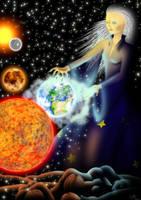 Design the Universe by x-Tsila-x