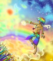 Rainbows in the Sky by x-Tsila-x