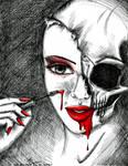 Ne vous maquillez plus au sang
