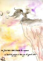 Au bord du precipice by x-Tsila-x