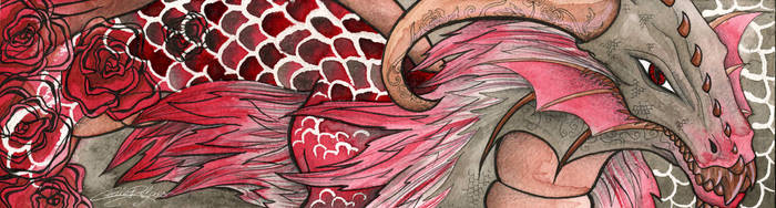 Red Dragon by x-Tsila-x