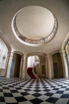 Moulinsart - The Veranda